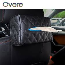 Hot Seller Overe 1PC Car <b>Hanging</b> Tissue Paper Box Paper holder ...