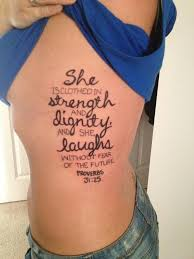 Tattoo Bible Quotes