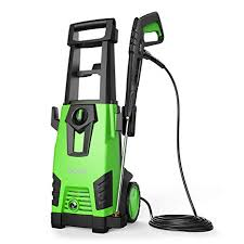 Roav Hydroclean By Anker Electric Pressure Washer Power Washer With 2100 Psi 1 78 Gpm Longer Cables And Hoses And Detergent Tank For Cleaning