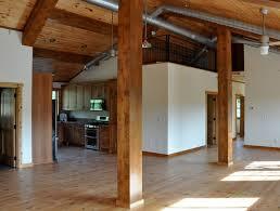Barn Pros - Denali Barn Apartment farmhouse-living-room