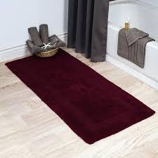 reversible bath mat extra long reversible bath rug wamsutta reversible contour bath rug
