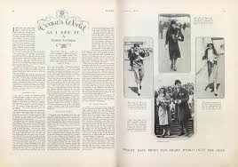 Vogue's World As I See It | Vogue | JULY 1, 1926