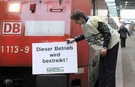 Die gleichen leute, die jetzt einklagen, dass sie mehr. Deutsche Bahn Plant Fur Den Streik Lokfuhrer Stossen Bei Den Deutschen Auf Verstandnis Wirtschaft Tagesspiegel