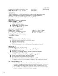 Sample Psychology Resume Psychology Cv Template