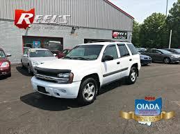 2005 Chevrolet Trailblazer SPORT UTILITY 4-DR In Orwell OH ...