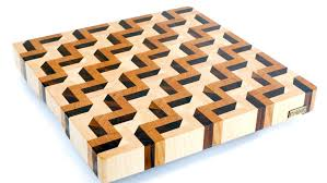 Cutting Board Patterns Simple Making A 48D End Grain Cutting Board 48 48 Steps With Pictures