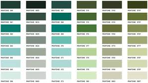 Blue Color Chart With Names Pantone Color Chart Executive Apparel In 2019 Pantone