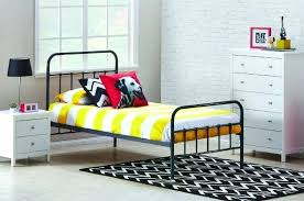 single bed designs for kids willow king single bed in black wrought iron from fantastic furniture
