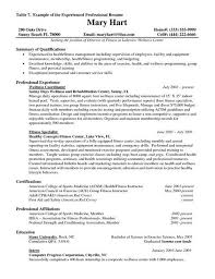 resume for experienced professional experienced professional resume templates resume examples