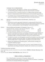 Sample Cover Letter For Non Profit Organization Pinterest