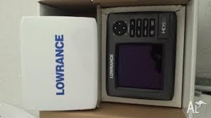 Brand New Lowrance Hds 5 Gen 2 Fish Finder And Chart Plotter