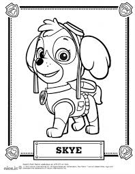 Paw Patrol To Download For Free Paw Patrol Kids Coloring Pages