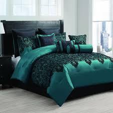 creative of queen bedroom comforter sets in brilliant best 25 teal comforter ideas on grey and teal