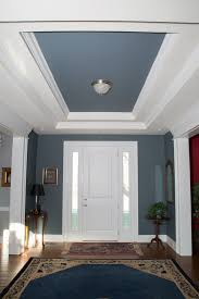 do you have a tray ceiling in a living room or bedroom if so you have an interesting architectural feature that can add character to your home if