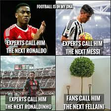 Fellaini Football Jokes Football Jokes Soccer Jokes Soccer Memes