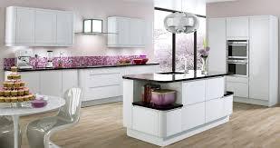 fitted kitchens designs. Italia White Gloss Kitchen Fitted Kitchens Designs