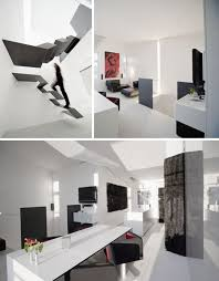black and white office. Best Home Office Setup : Black \u0026 White + Cool Color Lights - VIP Assembly Professional Assembly, Delivery Services In Washington DC And Baltimore MD