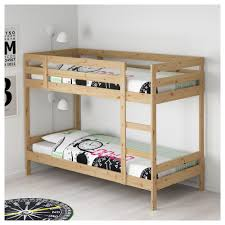 bunk bed. Brilliant Bunk IKEA MYDAL Bunk Bed Frame Made Of Solid Wood Which Is A Hardwearing And  Warm For Bunk Bed N