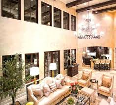 high ceiling lighting fixtures. How To Clean Chandeliers On High Ceiling Chandelier For Lighting Fixtures Awesome Open Space With G