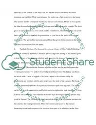 bibliography on the last samurai annotated example topics and  bibliography on the last samurai essay example