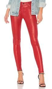 maria high rise leather pant maria high rise leather pant j brand
