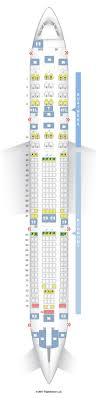 A343 Jet Seating Chart Seatguru Seat Map South African Airways Seatguru