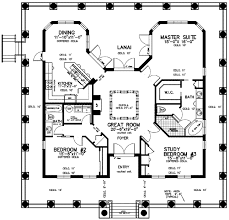 florida house plans. Southern Florida House Plans