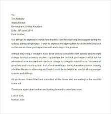 sample of appreciation letter sample appreciation letter 8 free documents download in word