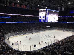 Tampa Bay Lightning Seating Chart Amalie Arena Club 1 Tampa Bay Lightning Rateyourseats Com