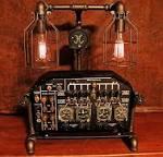 Machine Age Lamps Aviation