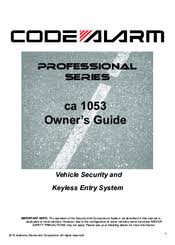 code alarm wiring wiring diagram libraries code alarm ca 1053 manualscode alarm ca 1053 owner u0027s manual