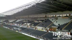 Liberty Football Seating Chart Liberty Stadium Swansea City A F C Guide Football Tripper