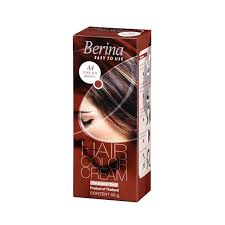 Red Hair To Brown Hair Colour Chart Berina Hair Color Cream Red Violet Blonde