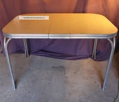 Retro Chrome Kitchen Table Ikea Hackers And Bar On Pinterest Arafen