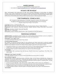 Net Developer Resume Sample Click Here To Download This Senior Java