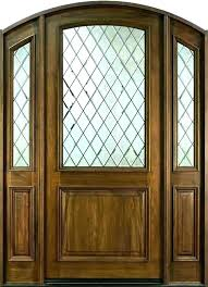 wood entry doors with glass wood doors outside wooden front doors with glass replacement front door