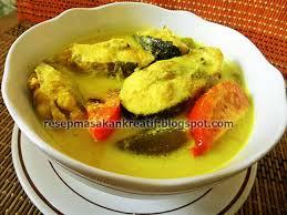 Makan siang ikan masak bumbu kuning bisa jadi pilihan yang tepat. Resep Gulai Ikan Patin Kuah Bumbu Kuning Aneka Resep Masakan Sederhana Kreatif