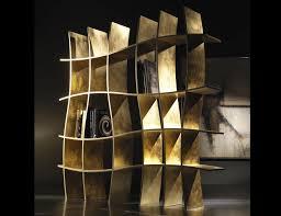 Italian furniture websites Shops Sherwood Gold Leaf Pinterest Nella Vetrina Sherwood She01 Modern Italian Gold Leaf Bookcase