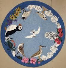 finished sea bird rug the ruggery tweety bird area rug