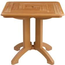 atlantis 32 inch dining table top and base