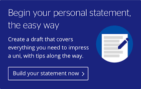Personal Statement Tip How To Write A Personal Statement 10 Things To Put In Yours Which