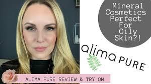 alima pure review demo oily skin s dream natural november