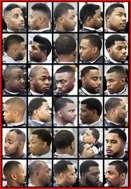 Fade Chart 25 Black Barbershop Haircut Chart Ct Hair Nail Design Ideas