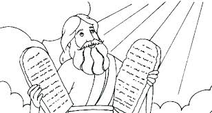 Moses Coloring Sheet Coloring Pages Baby Coloring Page Beautiful S