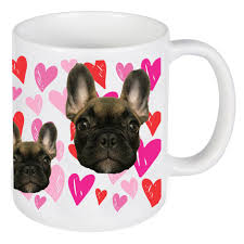 Best personalized valentine's day gifts: Custom Photo Mug Personalized Photo Mug Valentines Day Mug With Pet Stamp Out