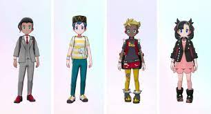 Pokemon Sword and Shield DLC Customization Options Revealed