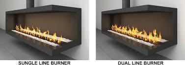 island 80 flat top gas fireplace