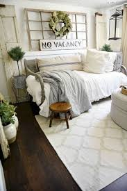 Image Front Yard 35 Comfy Farmhouse Bedroom Design And Decor Ideas Pinterest 01 Comfy Farmhouse Bedroom Design And Decor Ideas Outside And