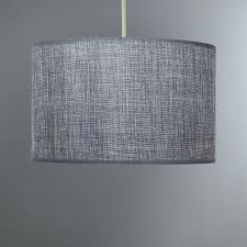 grey lamp shades textured light shade grey lamp shades argos