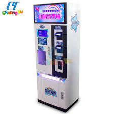 Currency Exchange Vending Machine Custom China Hot Sale Currency Exchange Token Coin Change Vending Machine
